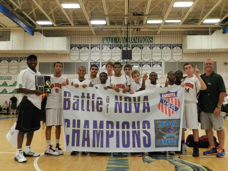 13U Champions (VA Hokies)