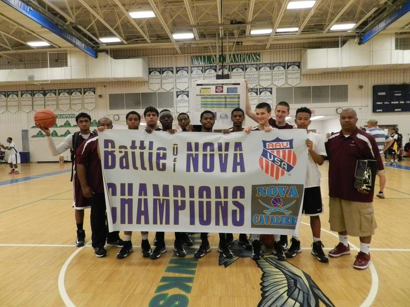 16U Champions (Fairfax Stars)