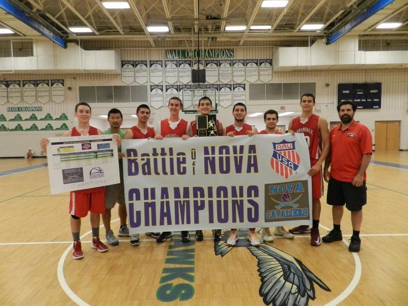 17U Champions (ABGC Bulldogs)