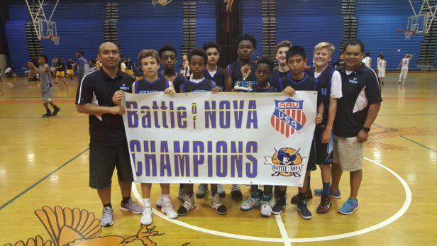 13U Gold Champions - Gainesville Elite