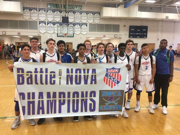 15U Gold Champions - NOVA 94ft Orange