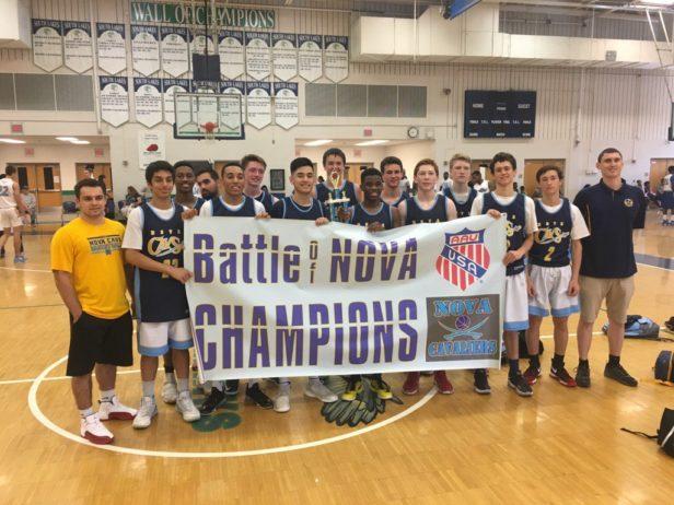 16U Champion - NOVA Cavaliers - Dashti