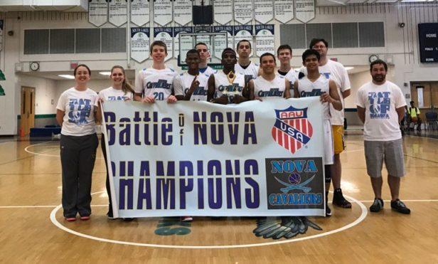 17U Champion - NOVA Cavaliers - Gray Mendes